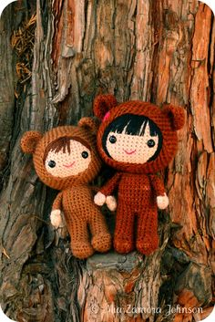 little bear doll