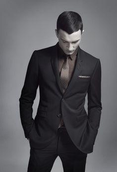 Mens 3pcs tailor suit jacket with pants vest Tuxedo wedding suits ...