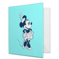 >>>This Deals          Classic Minnie Mouse Blue 1 Binders           Classic Minnie Mouse Blue 1 Binders today price drop and special promotion. Get The best buyHow to          Classic Minnie Mouse Blue 1 Binders lowest price Fast Shipping and save your money Now!!...Cleck Hot Deals >>> http://www.zazzle.com/classic_minnie_mouse_blue_1_binders-127525828046881061?rf=238627982471231924&zbar=1&tc=terrest