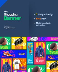 Online Shopping AD Banner 26 by 0effortthemes | CodeCanyon