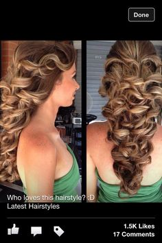 Another amazing up-do!!!!
