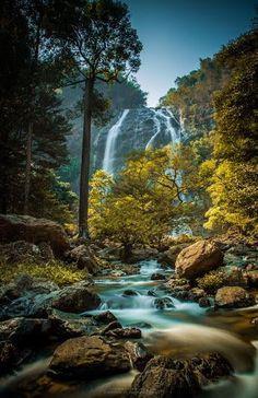Beautiful Landscape. Beautiful Waterfalls, Beautiful Landscapes, Beautiful World, Beautiful Places, Landscape Photography, Nature Photography, Nature Scenes, Nature Pictures, Amazing Nature