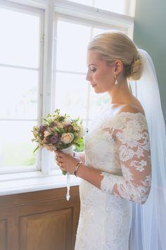 Anne Katrine & Andre Lace Wedding, Wedding Dresses, Photography, Fashion, Photo Illustration, Bride Dresses, Moda, Bridal Gowns, Photograph