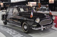 Renault Frégate Limousine par Ghia 1957