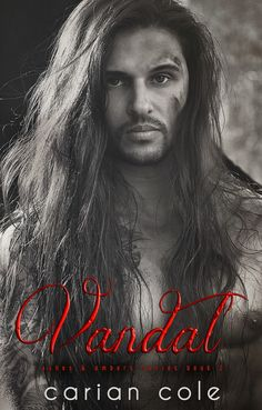 COVER REVEAL & GIVEAWAY: Vandal (Ashes & Embers, #2) by Carian Cole - iScream Books