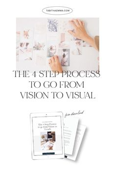 The steps to take to create a compelling visual brand and the mistakes you have been making. Pdf workbook to learn: The top 3 mistakes most people make when working on their brand visuals and The 4 Step process to take your brand from vision to visuals. #branding Typography Inspiration, Graphic Design Inspiration, Lettering Design, Fashion Branding, Visual Identity, Business Tips, Mistakes, Pdf, Learning