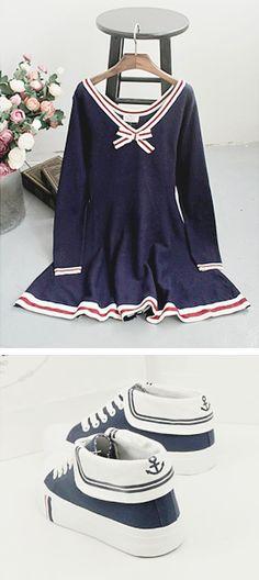 세일러풍 패션 #세일러 #원피스 #패션 #디자인 #자료 #아트인지 #Sailor #Dress #Fashion #Design #Reference #ArtInG pic.twitter.com/m7XovVYu5s