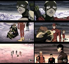 Why did that have to break up spitfire 💔😭 Young Justice Wally, Spitfire Young Justice, Young Justice Invasion, Justice League Marvel, Young Justice League, Dc Comics, Power Rangers Comic, Artemis Crock, Wally West