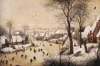"""Pieter Brueghel """"El viejo"""""""
