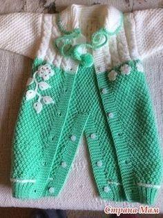 Tie a jumpsuit together - knit online .- Binde einen Overall zusammen – Online stricken … – Tie a jumpsuit together – knit online … – … – Baby clothes - Newborn Crochet Patterns, Baby Boy Knitting Patterns, Knitting For Kids, Knitting Designs, Baby Patterns, Knit Patterns, Clothing Patterns, Crochet Baby Clothes, Crochet Baby Hats