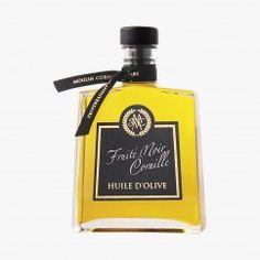 Huile d'olive Fruité Noir - Moulin Cornille