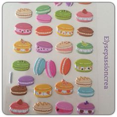planche de 28 Stickers macaron autocollants : Stickers, autocollants par…