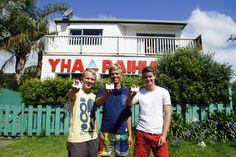 YHA membership, Paihia Hostel.