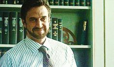 Raul Esparza (As Frederick Chilton in Hannibal)!