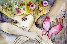 """Find """"watercolor painting"""" stock images in HD and millions of other royalty-free stock photos, illustrations and vectors in the Shutterstock collection. Thousands of new, high-quality pictures added every day. Photo Wallpaper, Wall Wallpaper, Watercolor Illustration, Watercolor Paintings, Krishnamurti, Important Life Lessons, Butterfly Photos, Beauty Quotes, Inspirational Thoughts"""