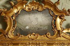 Pair of Italian mirrors image 3