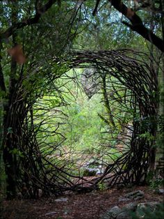 Deep in the woods of southern France, artist Spencer Byles transformed the forest into a mysterious wonderland through a series of spectacular, organic sculptures. Byles spent a year immersed in the woodlands of La Colle sur Loup, Villeneuve-Loubet, and Mougins for this ambitious project. Surrounded by flora and fauna, the sculptor used only cables and natural, found materials to create his stunning, large-scale works of art. According to Byles, many people come across his sculptures by…
