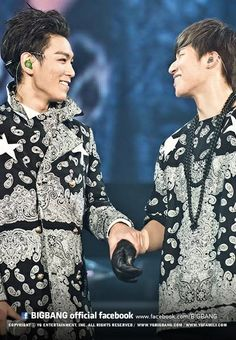 TOP and Daesung - ToDae 2013