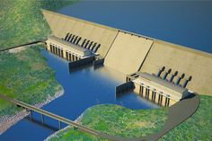 The Grand Renaissance Hydroelectric Project, Ethiopia