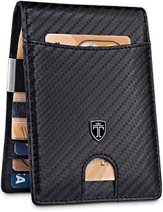 4 Stars & Up - Wallets, Card Cases & Money Organizers / Accessories: Clothing, Shoes & Jewelry Front Pocket Wallet, Pocket Cards, Pocket Money, I Clip Wallet, Branded Wallets, Men's Wallets, Nice Wallets, Rfid Wallet, Best Wallet