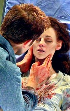 Breaking Dawn part 1 ~ Edward and Bella