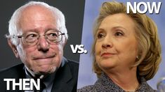 Bernie Sanders & Hillary Clinton Over The Years: Then vs. Now | Published on Oct 25, 2015 | https://secure.berniesanders.com/ | Click to enjoy and share video (25.03).