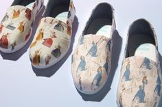 Disney Princess Fans Are Going to Be Obsessed With the Toms x Disney Collection