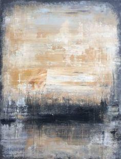 "Saatchi Art Artist Roger König; Painting, """"1111 abstract antique beige"""" #art"