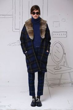 band of outsiders coat... !