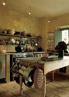 #home #kitchen panzano, tuscany, italia