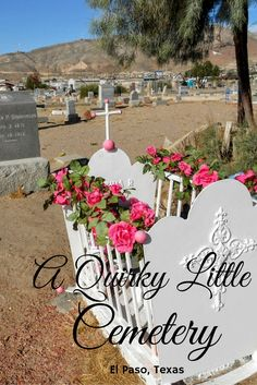 While passing through El Paso, TX, visiting the Concordia Cemetery is a fascinating walk through time and history. Travel Couple, Family Travel, Family Vacations, Canada Travel, Travel Usa, Travel Articles, Travel Tips, Travel Advice, Travel Guides