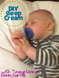 If you have a little one who does not sleep well then you need this sleep cream! It's easy to make and very effective. Don't hate me, but Hudson is a pretty good sleeper. I mixed up this cream fo...