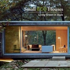 Booktopia has Small Eco Houses, Living Green in Style by Francesc Zamora Mola. Buy a discounted Paperback of Small Eco Houses online from Australia's leading online bookstore. Casas Containers, Shipping Container Homes, Cool Apartments, Little Houses, Tiny Houses, Architecture Design, Landscape Architecture, House Plans, Home And Garden