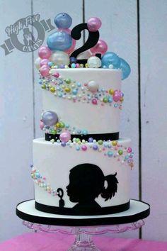 Children's Bubble Cake