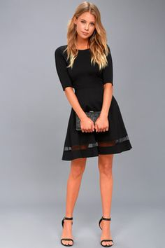 Find the Perfect Little Black Dress in the Latest Style  50d277fca876