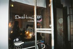 Das Hotel in Berlin: cool and trendy Interior design_bars