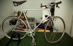 Gebraucht Peugeot Singlespeed Fahrrad, RH 63, 70er