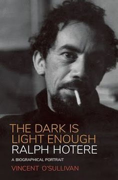 """""""Ralph Hotere : the dark is light enough : a biographical portrait"""", by Vincent O'Sullivan - Ralph Hotere (Te Aupouri and Te Rarawa; 1931-2013) was one of Aotearoa's most significant modern artists. Hotere invited the poet, novelist and biographer Vincent O'Sullivan to write his life story in 2005. 2021 Winner General Non-Fiction Modern Artists, Artists Like, New Zealand Art, Art Terms, Maori Art, Some Words, Nonfiction, The Darkest, This Book"""