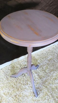 Antique Lavender Plant Stand ... pretty!