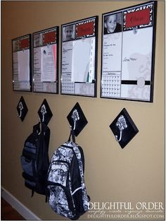 Check out these Organizational Tips and Hacks to make your life easier!