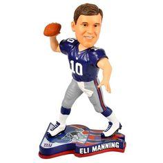Eli Manning New York Giants Bobbleheads