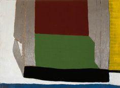 Stilleven met Acebo houtblokken, 2001, olieverf / doek, 54 x 73 cm.
