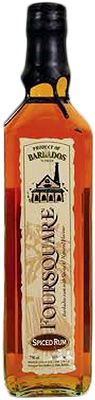 Number 8 top spiced rum 2014 from RumRatings: Foursquare Spiced Rum - http://www.rumratings.com/brands/413-foursquare-spiced-rum