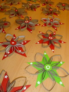 Christmas Arts and Crafts with Paper - Best Of Christmas Arts and Crafts with Paper , Easy Christmas Paper Crafts Paper Towel Roll Crafts, Toilet Paper Roll Art, Rolled Paper Art, Toilet Paper Roll Crafts, Christmas Arts And Crafts, Holiday Crafts, Christmas Crafts, Christmas Decorations, Christmas Ornaments