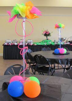 Balloon decoration on Pinterest