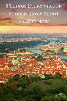 Have you been to Prague yet?