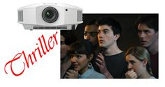 Video proiettore Sony WPL-HW40 Es/White/BLack/Nero/Bianco | eBay