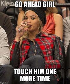 Beyonce Side Eye Meme Generator - Imgflip