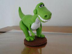 Rex Toy Story Biscuit. 100% artesanal.