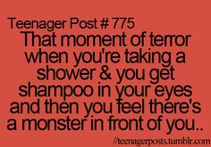happens every time...